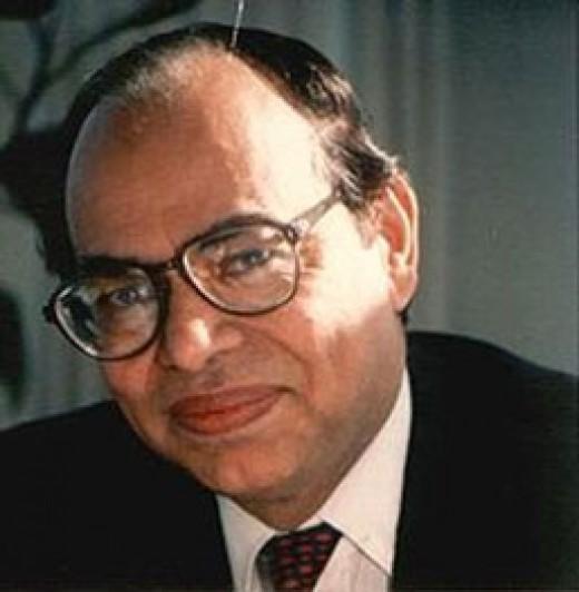 Dr Mahbub Ul Haq