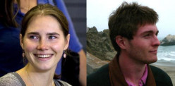 Amanda Knox is finally free after overturned murder conviction Friday.