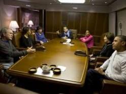 Presidential staff room