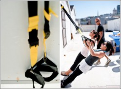 TRX Exercise System for a Total Body Transformation