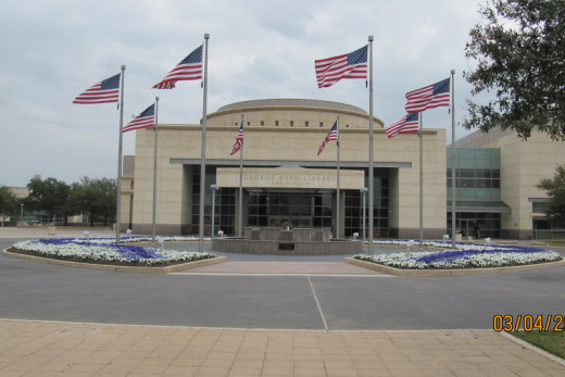 George H.W. Bush Presidential Museum, College Station, Texas