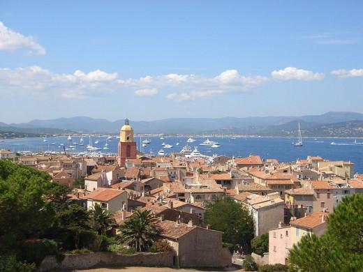 Saint Tropez (Wikimedia.org)