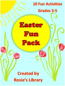 Easter Activities for Teachers to Use in the Classroom