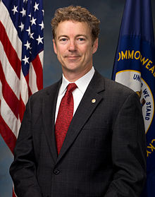 U.S. Senator Rand Paul (R-KY) is a likely Republican presidential candidate.