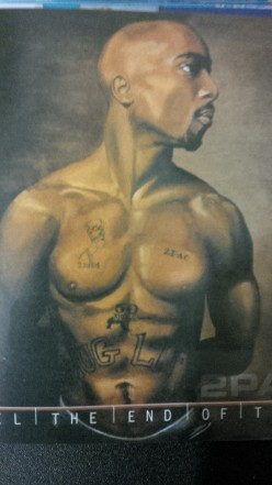 The Shinning Serpent Tupac Amaru Shakur Black Jesus