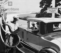 Gas station attendants used to take lots of pride in their jobs