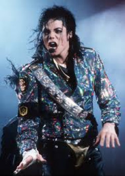 "Michael ""Moonwalk"" Jackson (The Birth of God is the Awakening of DEATH)"