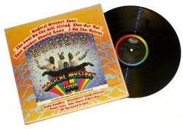 Rock icons like The Beatles earned pennies on an LP sale. This cost $4-5 in 1967.