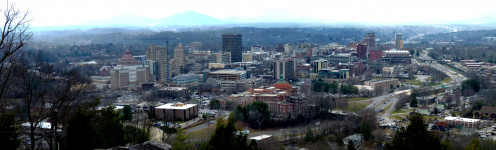 Located in the Appalachian mountains, Asheville is an amazing city; here's a Brit's perspective.