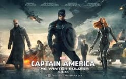 Captain America/Winter Soldier: A Movie Review