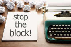 How to rid yourself of writers block