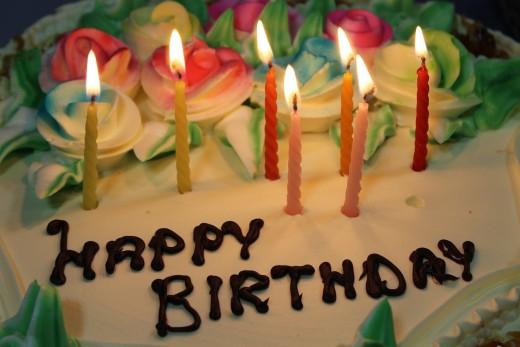 Melanie's birthday is January 9, 1944.