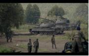 1:16:30 Tanks Moving in towards Virunga