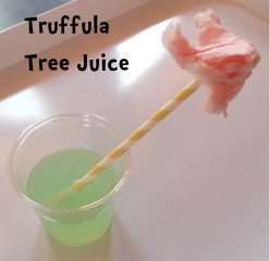 Truffula Tree Juice Recipe