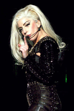 Lady Gaga Hairstyles You Can Create at Home with Wigs and Hairpieces