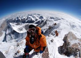 Everest--north side