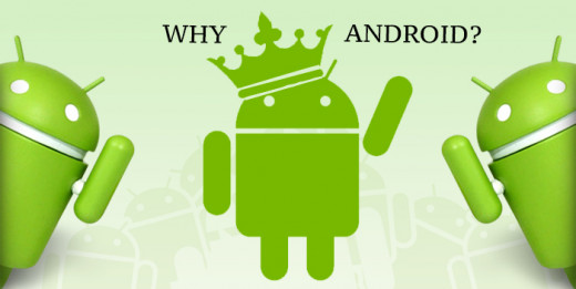 Why android??