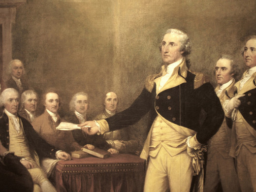 Washington was a statesman as well as general