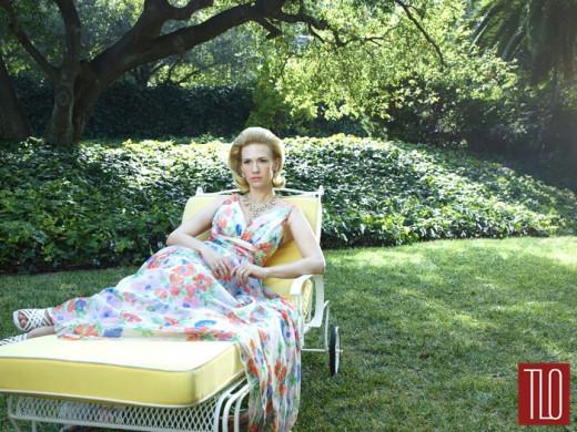January Jones as Betty Francis