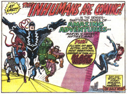 Who Are Marvel's Inhumans?