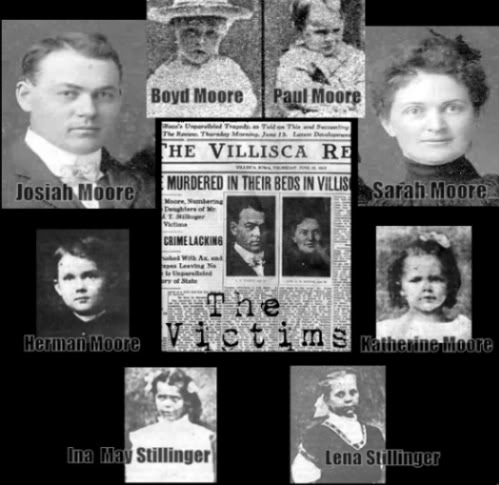 The victims of the murder.