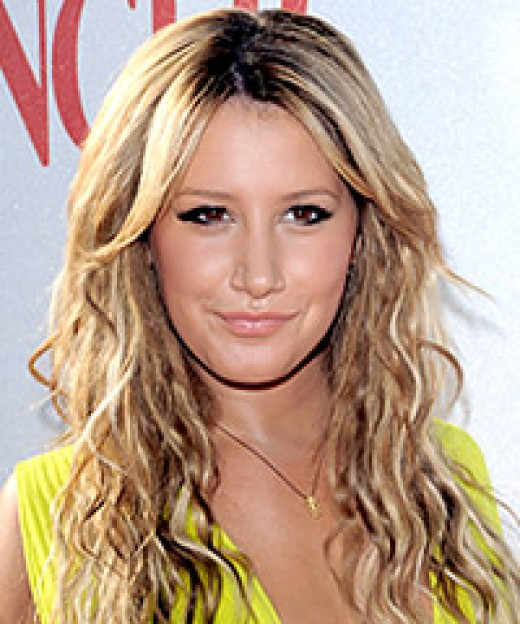 Celebrity Hair Styles Medium Length