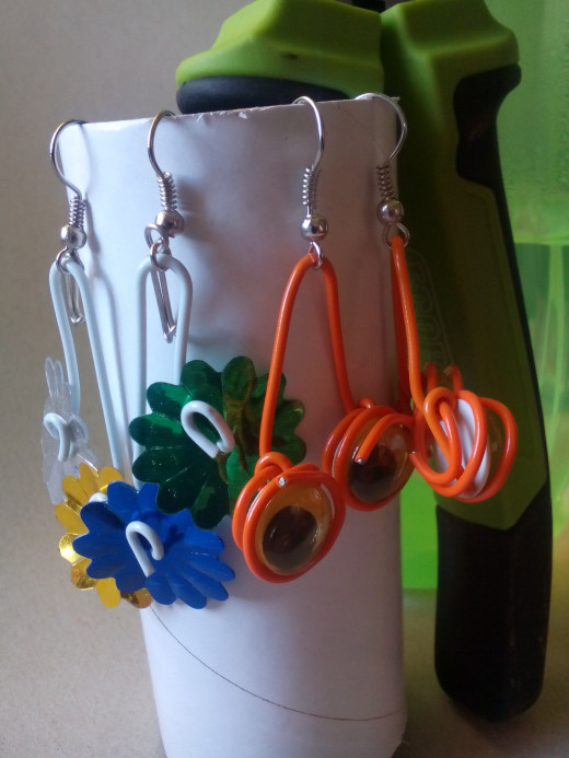 Repurposed Paper Clips