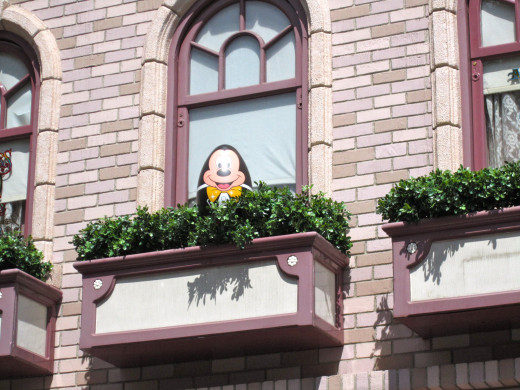The first egg found on Main Street. (Mickey)