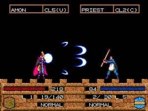 Dark Wizard was released in 1993.