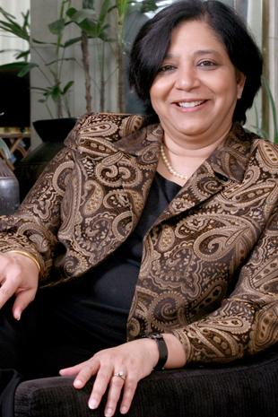 Vanitha Narayanan, MD, IBM India Private Limited