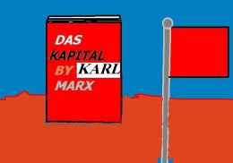 When Karl Marx was in London the scene seemed to be set for a revolution that never eventuated.