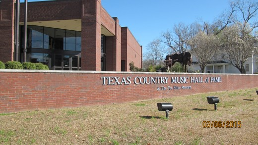 Texas Country Music Hall Of Fame, Carthage, Texas