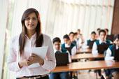 A happy teacher is a successful techer
