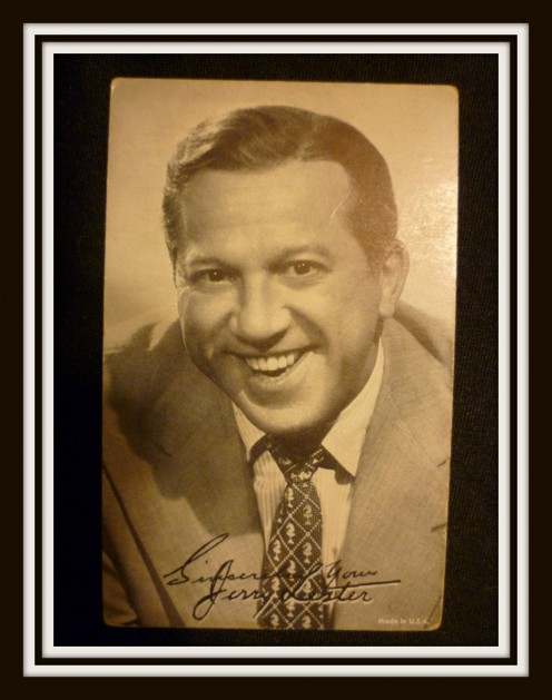 Movie Card of Jerry Lester