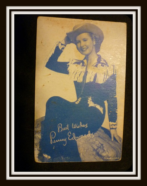 Movie Card of Penny Edwards