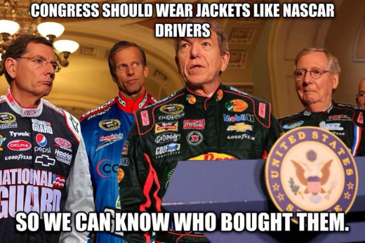 Congressional sponsors