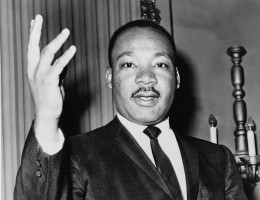 """""""Life's most urgent question is: What are you doing for others?"""" Martin Luther King Jr."""