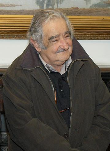 Former President of Uruguay José Mujica