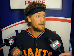 Will Hunter Pence be able to answer the Giants' offensive question marks in 2015?