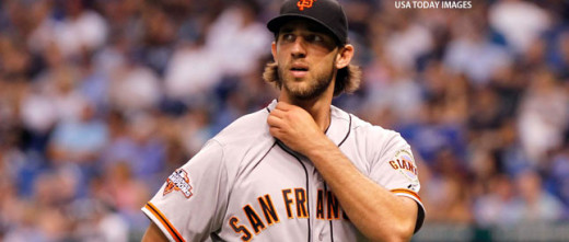 Will Bumgarner be able to carry the team the way he did last postseason?