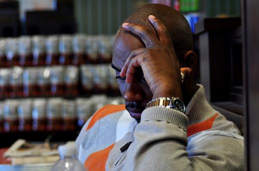 social worker stress
