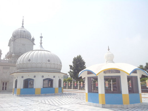 Gurudwara Baoli Sahib, Zirakpur