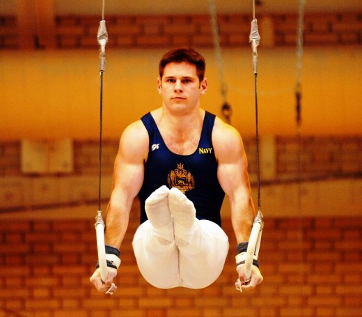 Gymnastics is a sport that requires body building and absolute flexibility.