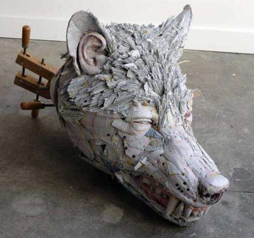 """""""Wer Wulf"""" by Scott Fife 2007"""