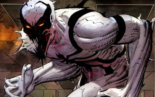 """""""Anti-Venom. It's a new symbiote. One, I think, that doesn't poison, but cures."""""""