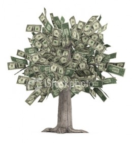 The mythical student loan payment tree...