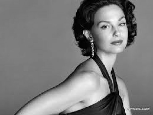 The lovely Ashley Judd