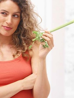Stimulate Sexual Relations With Celery