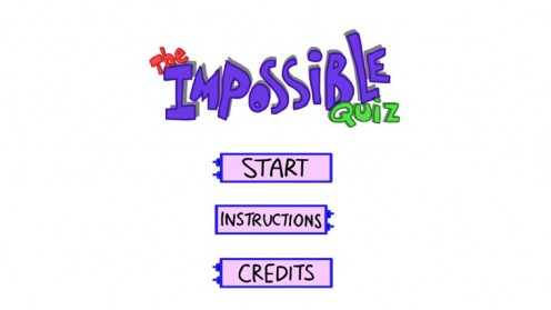 The Impossible Quiz Answers: Part 1 (Questions 1-30)