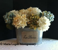 How to Create a French Country Floral Arrangement